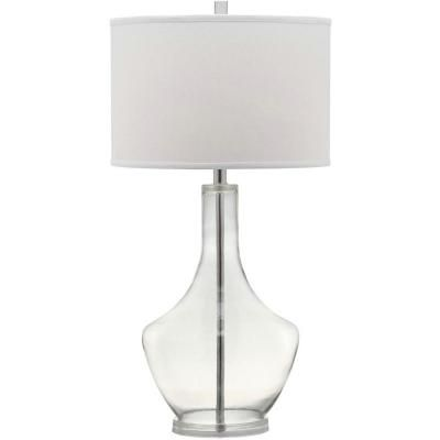 Table Lamps At Home Depot Safavieh Mercury 33 Inclear Table Lamp
