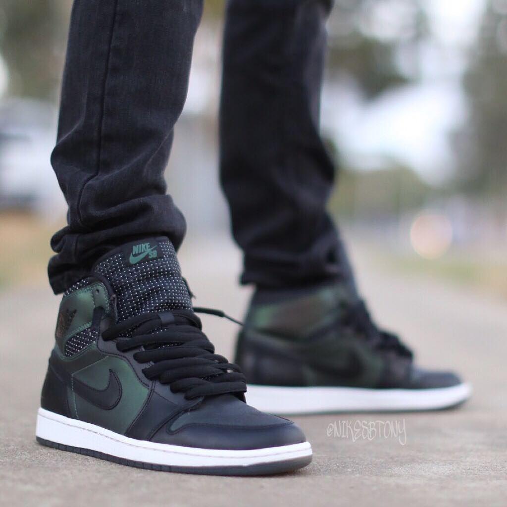 Air Jordan 1 x Nike SB by Craig Stecyk  fef7e7166