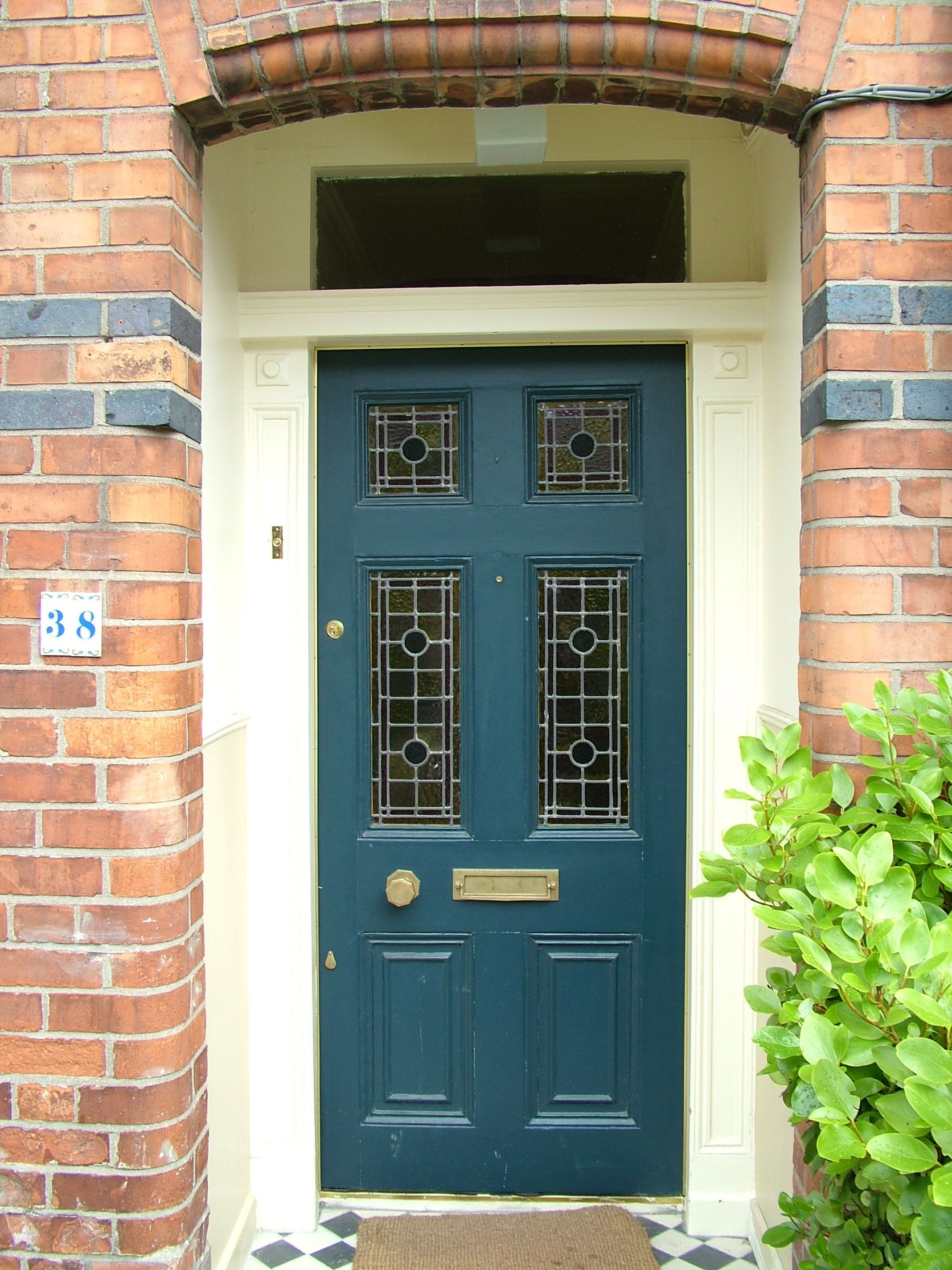Exciting Modern Front Doors Ideas For Modern Home Design: How To Restore The Front Door Is One Of Your Most