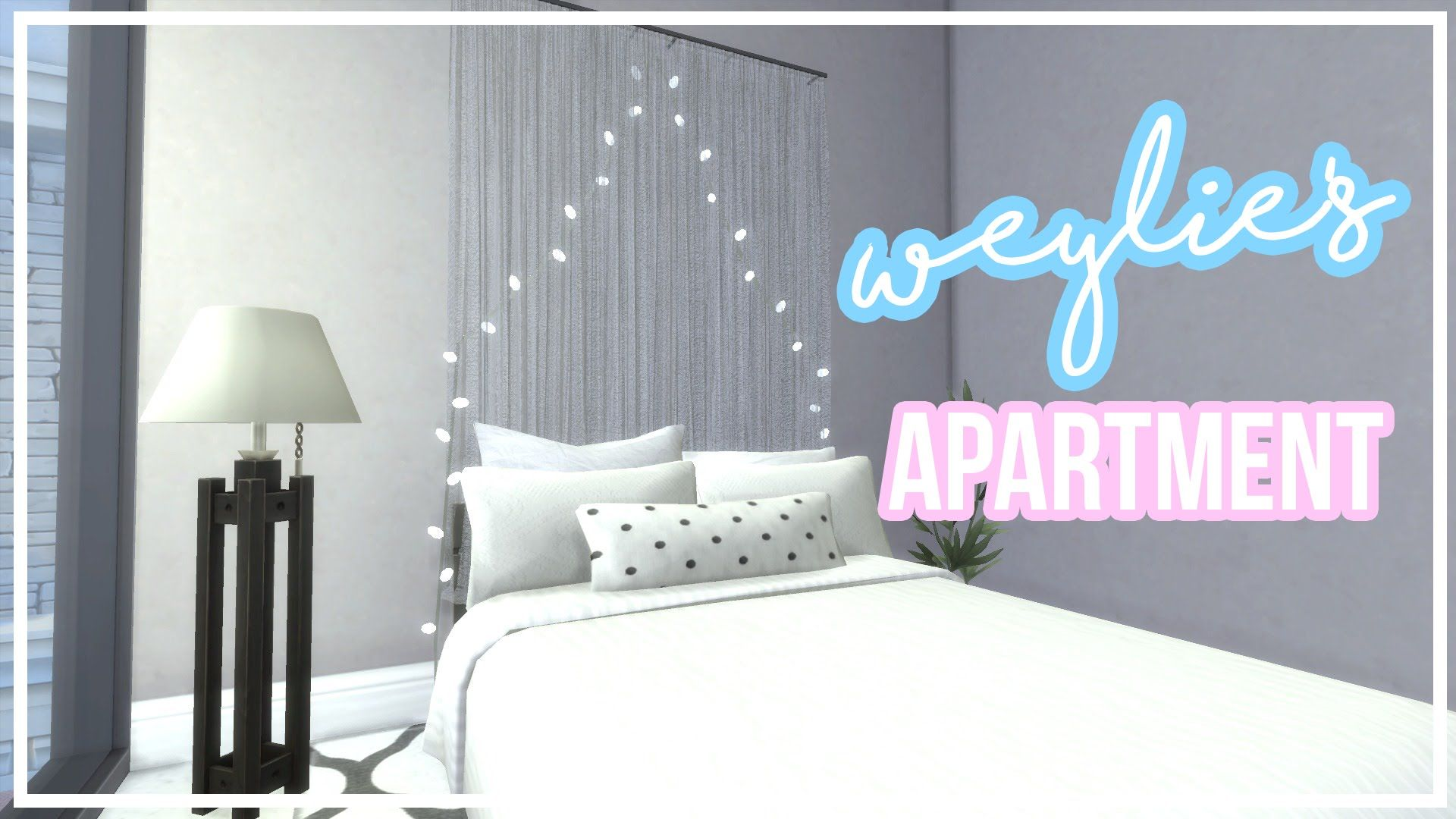 the sims 4 fairy lights cc The Sims 4 Speed Build