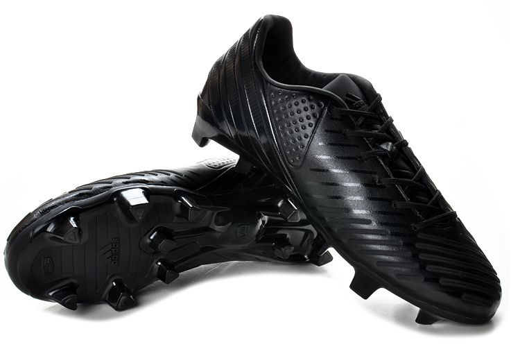 a98b0ad2c ... black 9a7b2 eb29d discount code for new adidas predator lz trx fg  blackout soccer cleats for sale soccerrange 0613b ...