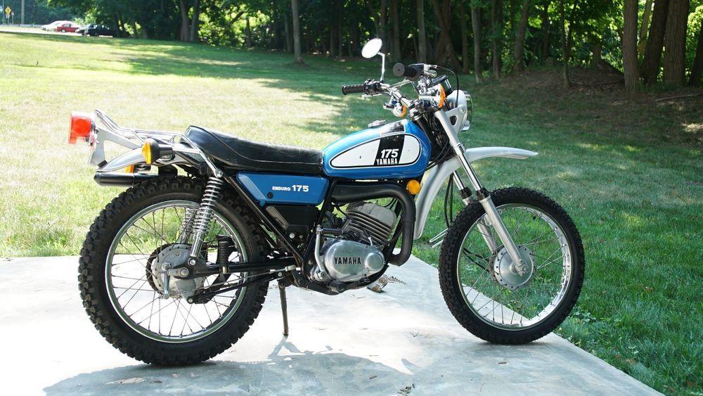 1974 Yamaha Dt175a Ebay Motors Motorcycles Yamaha Ebay With Images Yamaha Youth Dirt Bikes Motorcycle