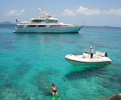 i wanna live on a yacht someday