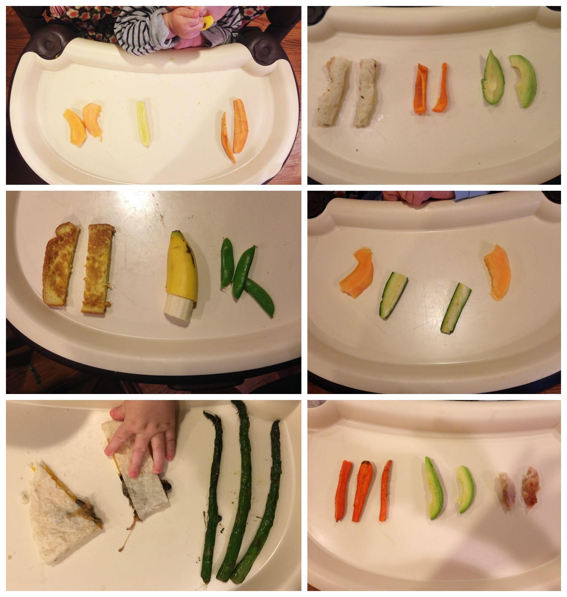 Blw Food Ideas  Months