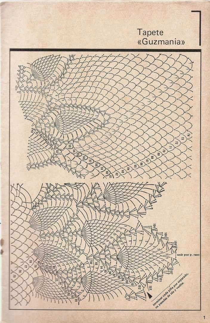 http://patrones.ctejidas.net/2015/02/393-mantel-guzmania-crochet-o ...