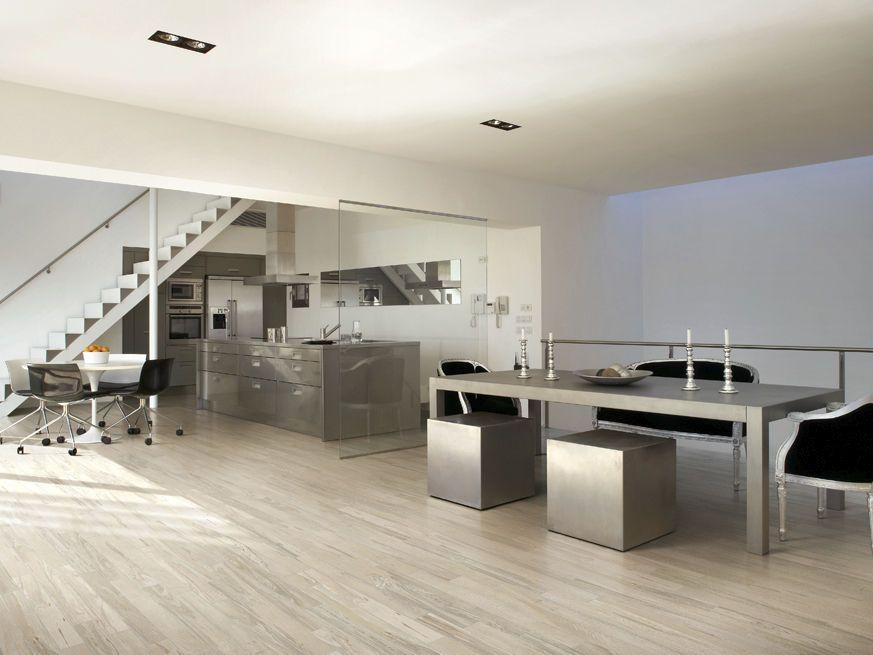 pavimento gres effetto legno cucina | pavimenti e piastrelle ... - Pavimenti Cucina Gres Porcellanato
