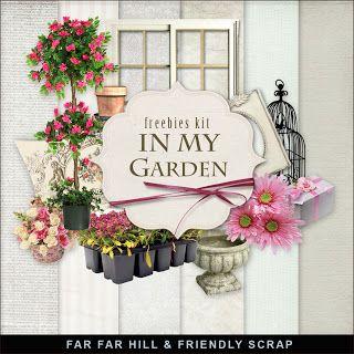 """in my garden"""