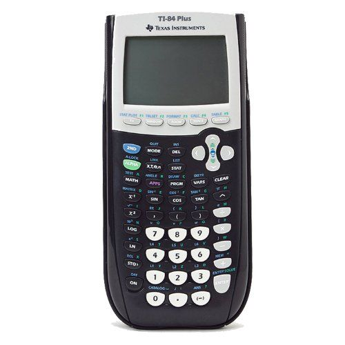 School gift for high school boys and girls - Texas Instruments TI - financial calculator