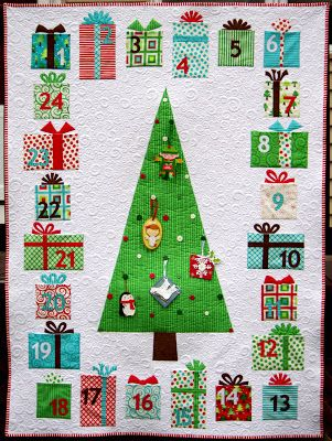 Advent Calendar Quilt Instructions Ahhh Quilting