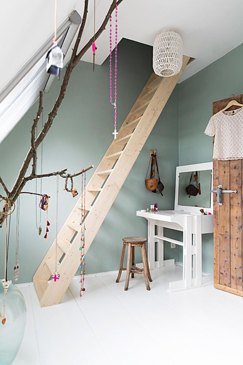 Attic Bedroom For Kids