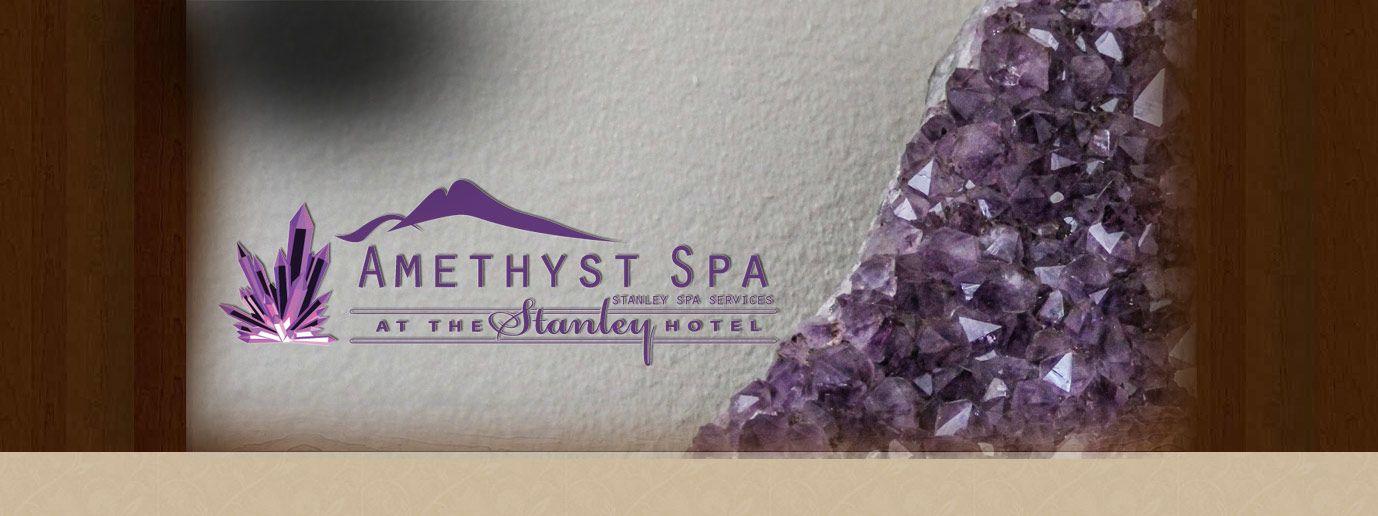 Estes park spa amethyst spa at the stanley hotel mom