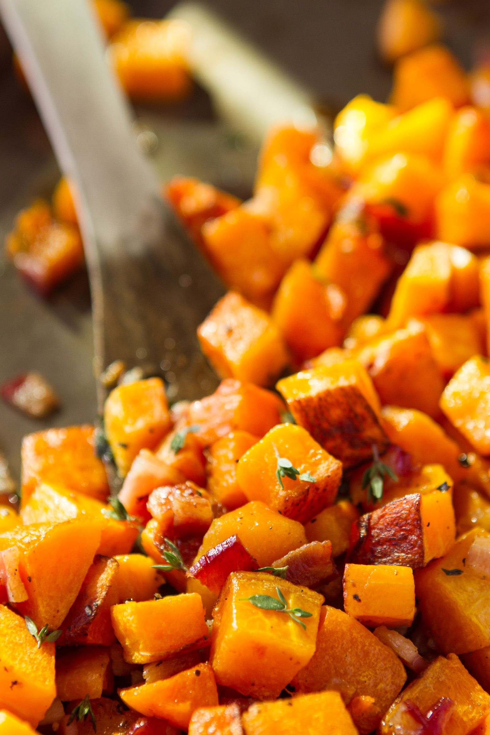 Bacon Roasted Butternut Squash 3 Ingredients Never Tasted So
