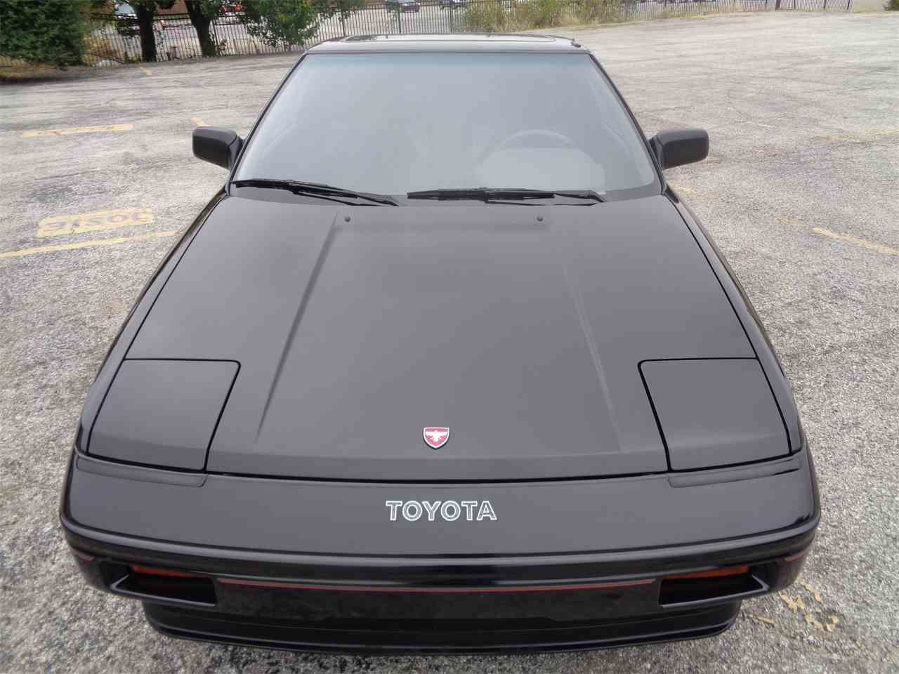 1986 Toyota Mr2 For Sale Listing Id Cc 1042750 Classiccars Com Driveyourdream Toyotamr2 Toyota Mr2 Classic Cars Mr2 For Sale