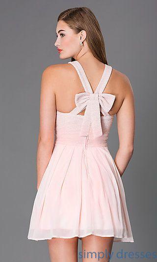 Formal Shorts Dresses