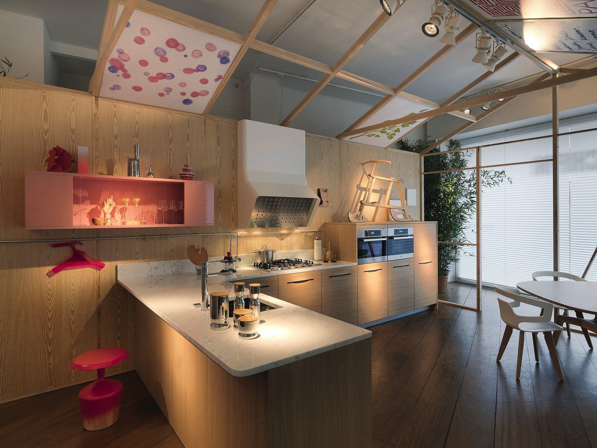 Pampa Kitchen By Schiffini Design Alfredo Haberli Kitchen Design Decor Modern Wooden Kitchen Elegant Kitchens