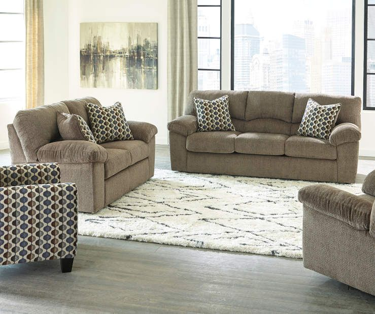 i found a signature design by ashley pindall living room on big lots furniture sets id=37773