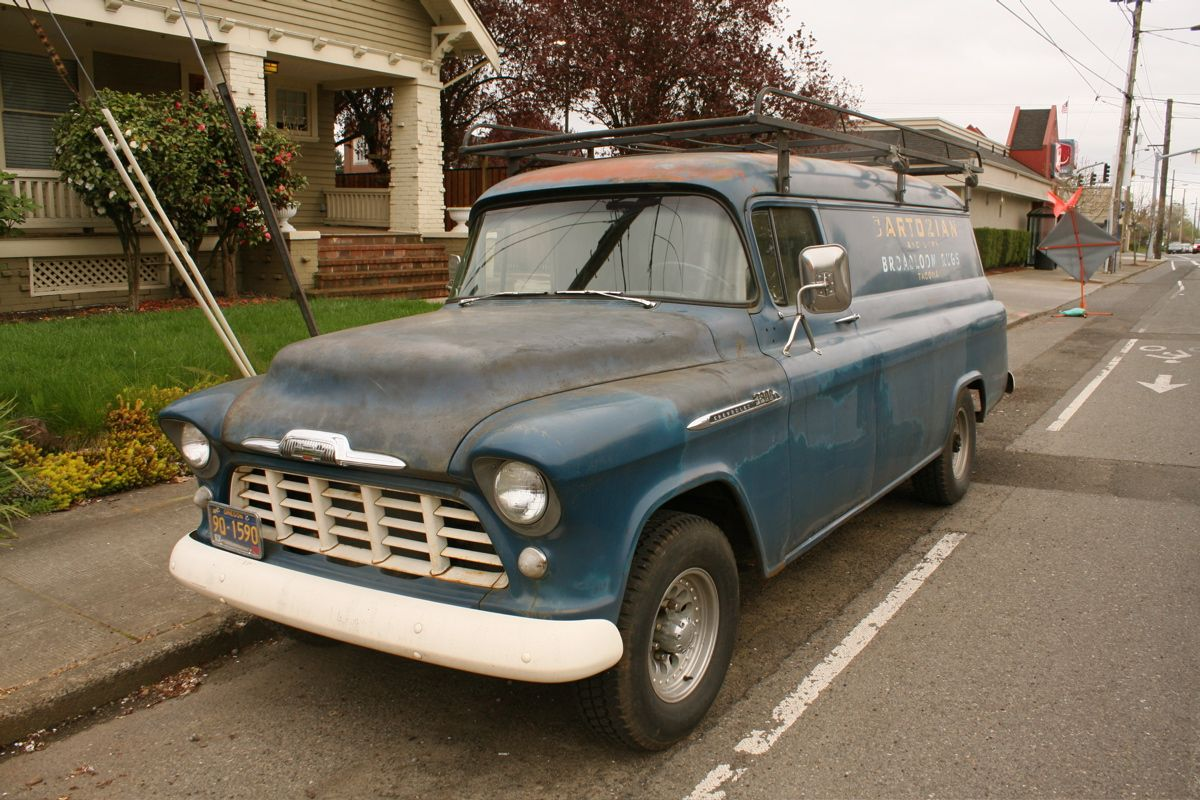 Truck 1963 chevy panel truck for sale : 1956 Chevrolet Panel Truck. | Chevrolet/Ford/CMG Panel truck ...