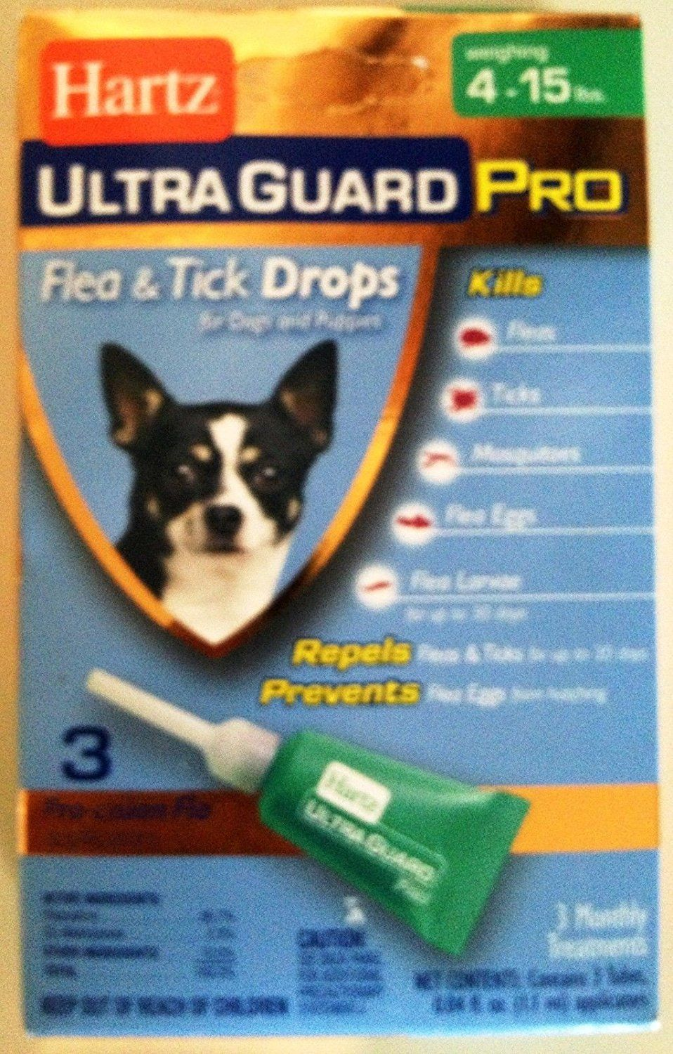 Ultraguard Pro 4 15 Lbs By Hartz Check Out This Great Product This Is An Affiliate Link And I Flea Spray For Dogs Brown Dog Tick Tick Treatment For Dogs