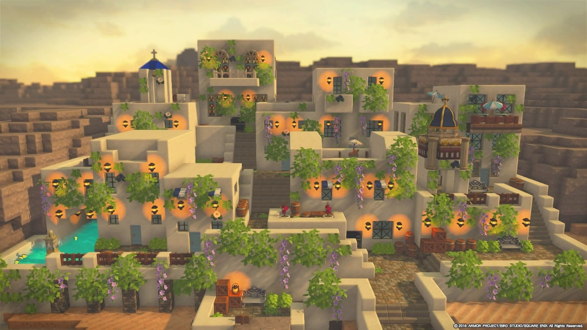 ビルダーズギャラリー ドラゴンクエストビルダーズ2 Square Enix