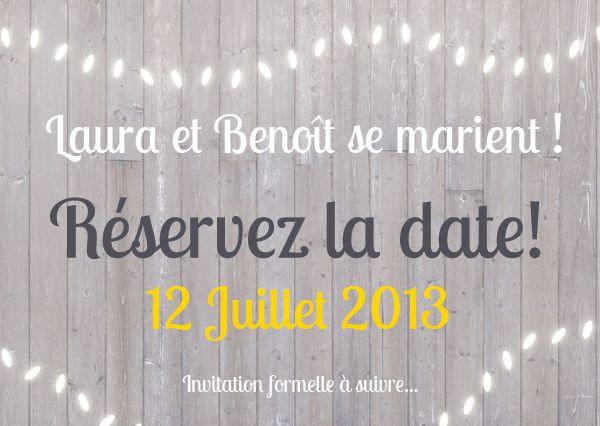 Save the date mariage champtre imprimer soi mme invitations save the date mariage champtre imprimer soi mme stopboris Gallery