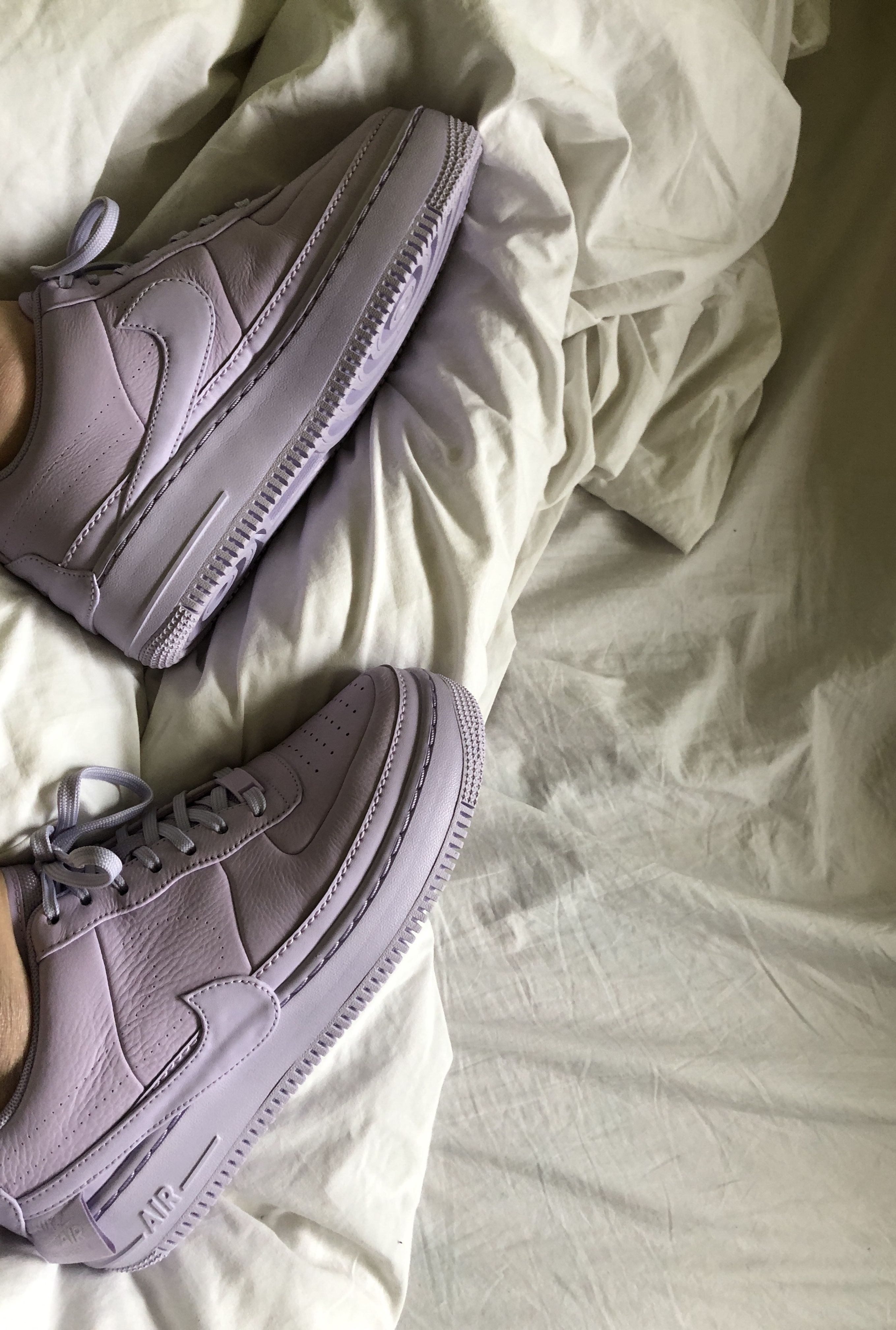separation shoes 1184d ee6b0 Nike Air Force 1 Jester XX  Violet Mist