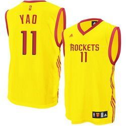 cheap for discount 22cfa 328d1 Ron Artest Jersey, Adidas Houston Rockets #11 World Gold NBA ...