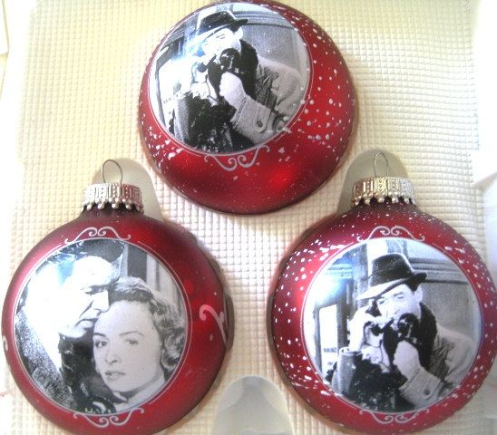 Its a Wonderful Life Christmas Ornaments Set of by ...