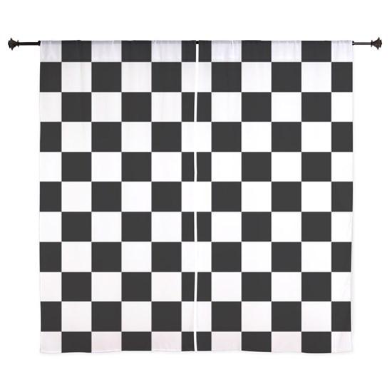 Checkered Flag Car Race Sport Design Checkered Checkered Flag Sports Design