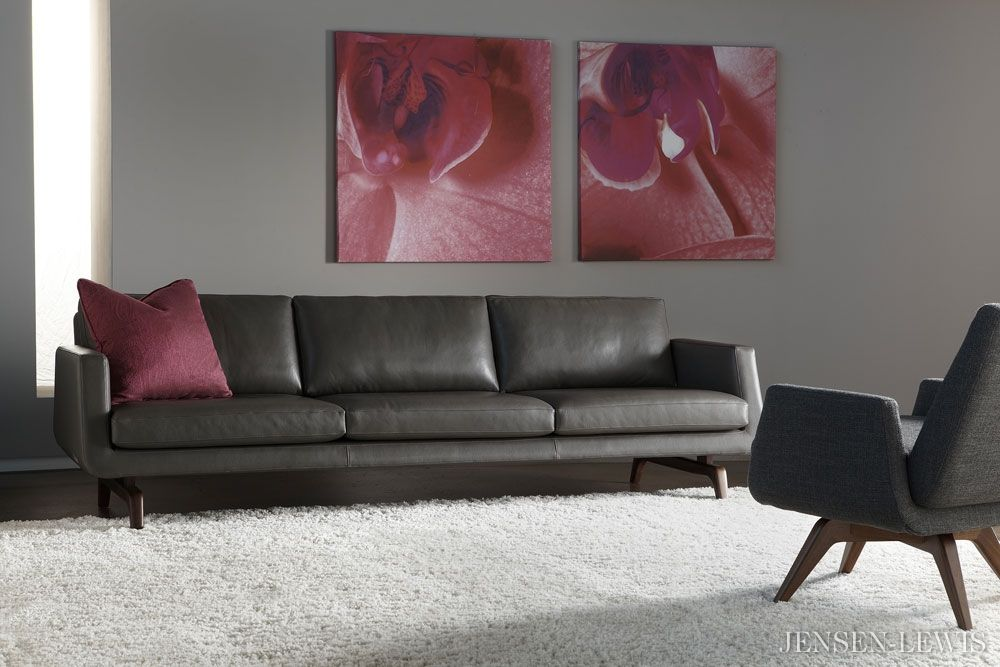 jensen lewis sleeper sofa price table lamps sofaworks american leather nash collection small places big ideas new york modern and contemporary furniture store