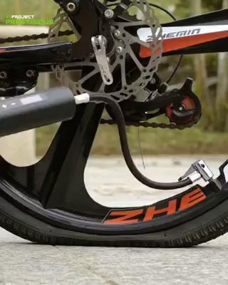 Ultrasport Fahrradmontagestander Expert Robuster Fahr