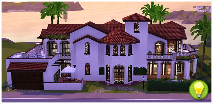 Villa Paraíso Store The Sims™ 3 Crystal clear pools