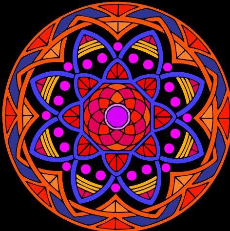 Mandela Art Mandala Painting Coloring Books Zentangle Mandalas Vintage Zentangles Zen Tangles Pages