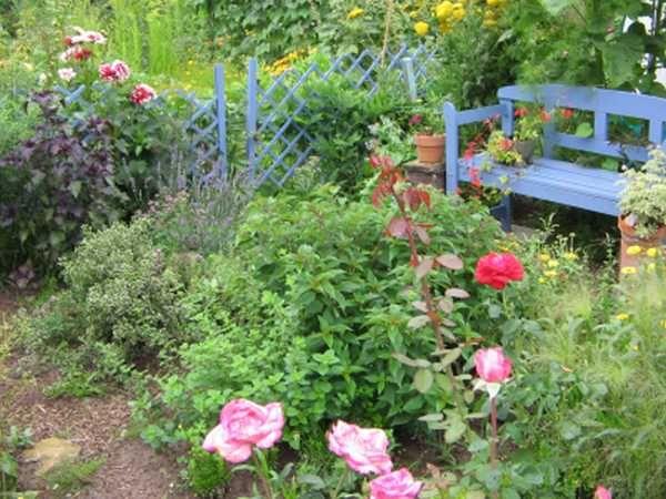 Kräuterbeete - Seite 1 - Gartenpraxis - Mein schöner Garten online - schoner garten mit wenig geld