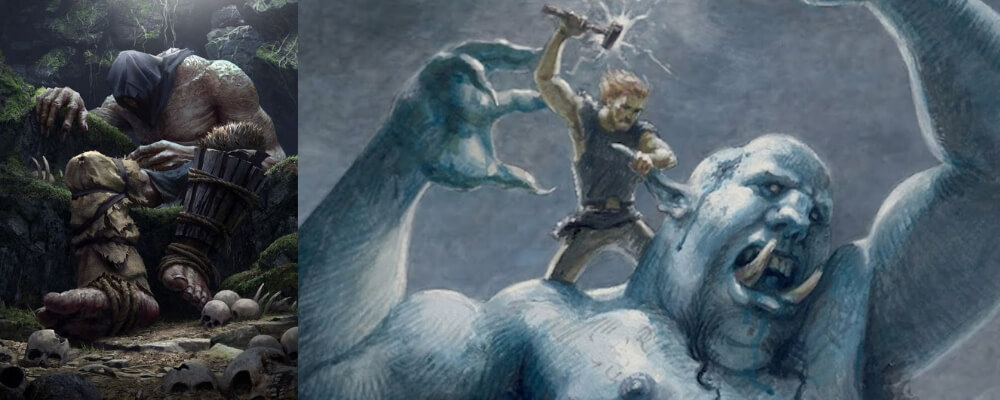 15 Scariest Norse Mythology Creatures [Monster List] #norsemythology