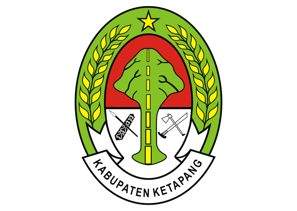 Logo Kabupaten Ketapang Vector Free Logo Vector Download Ilustrasi Karakter Ilustrasi