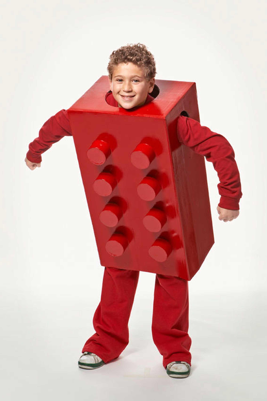 62 Utterly Adorable Homemade Halloween Costumes for Kids | Lego ...
