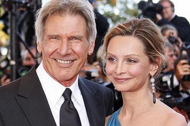 As Calista Flockhart Becomes Harrison Ford S Third Wife We