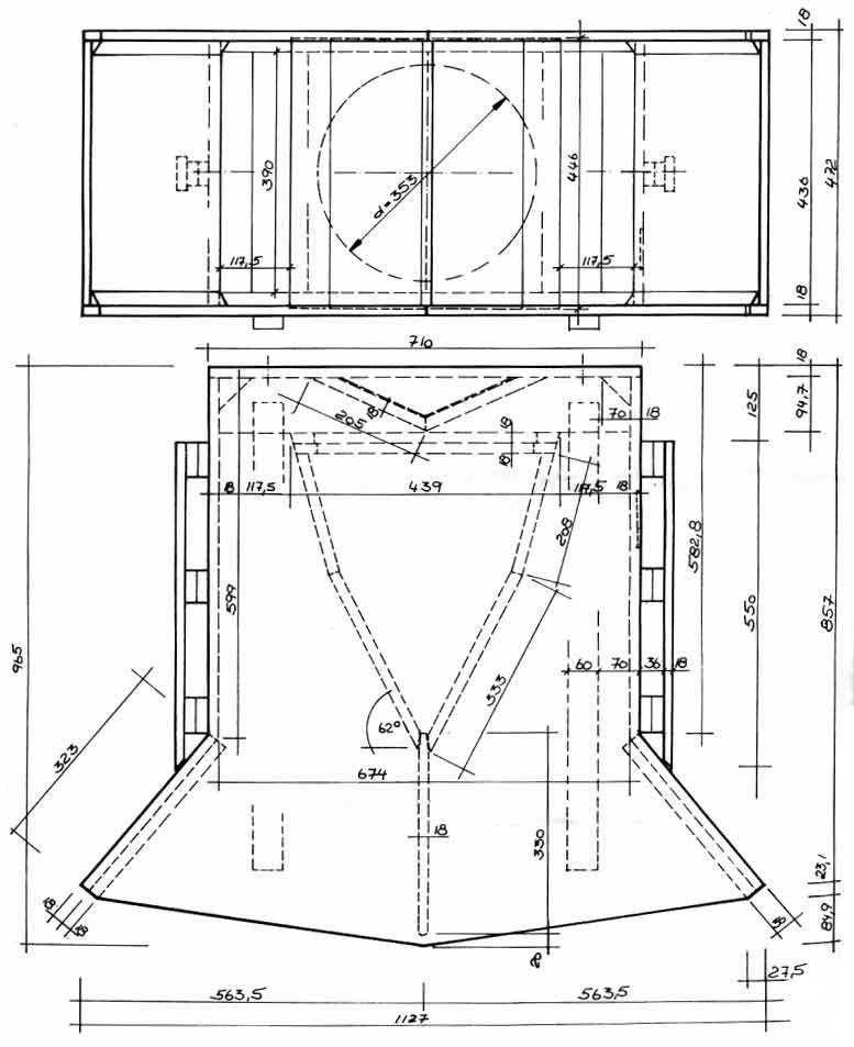 Martin 1 X 15 Horn 777 953 Martin Audio B115 Pinterest Speaker Plans