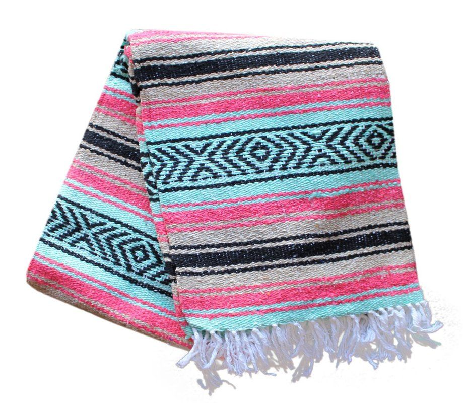 Criddle Blanket In 2020 Falsa Blankets Baja Blankets Mexican Falsa Blanket