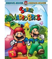 Super Mario Bros 3, DVD