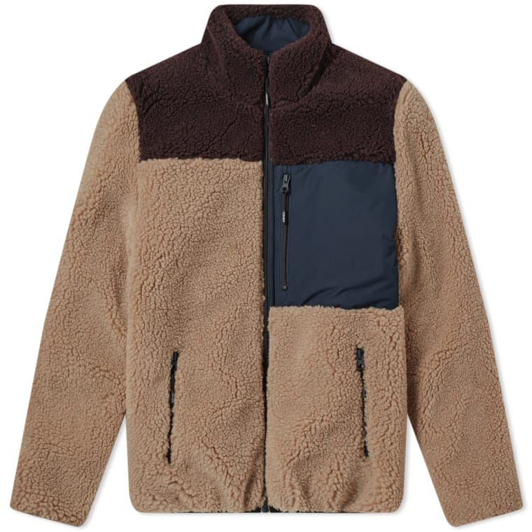 eed3956a45 Kenzo Shearling Down Jacket in 2019 | The Retail Game | Jackets ...