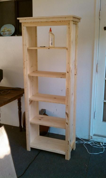 Favorite Bookshelf Do It Yourself Home Projects From Ana