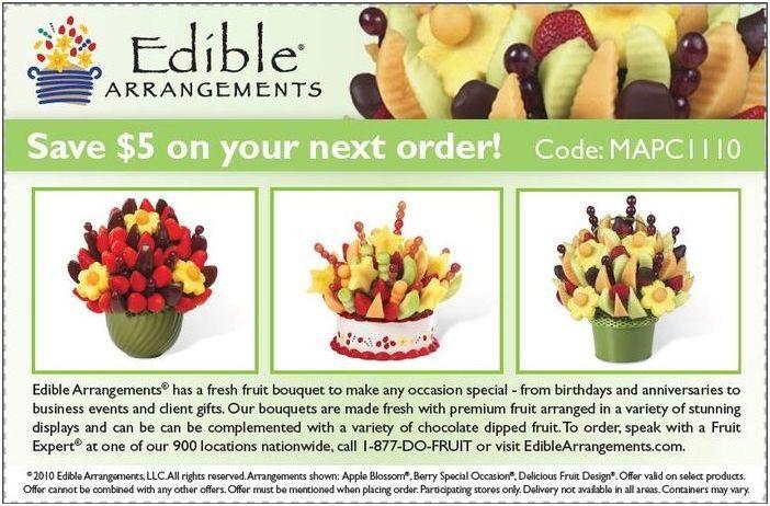 5 Off An Edible Arrangement Edible Arrangements Edible Fruit Gifts