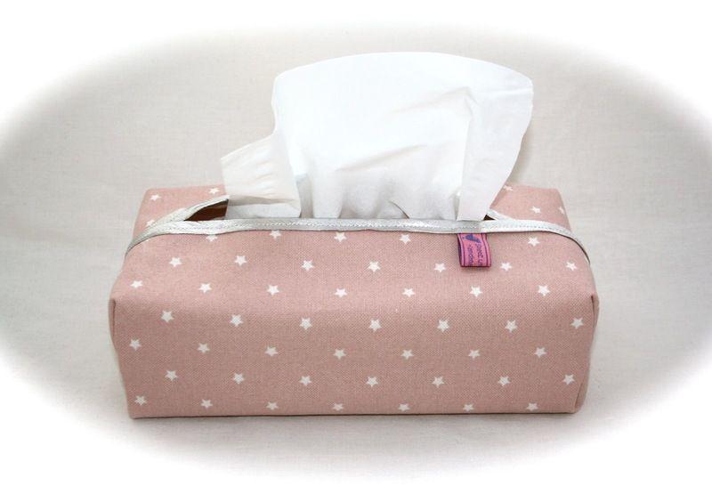 Kleenex Box Hülle | Hüllen, Dawanda und Schnittmuster