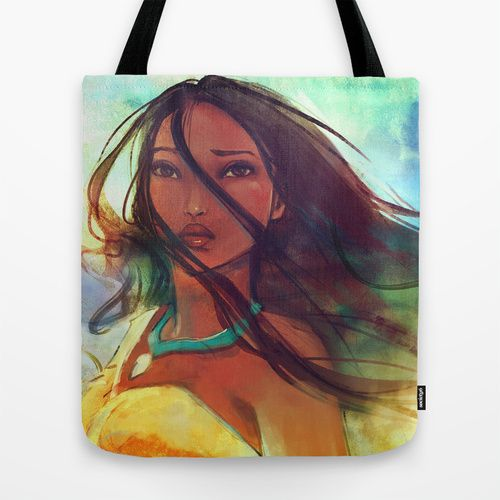 The Wind... Tote Bag