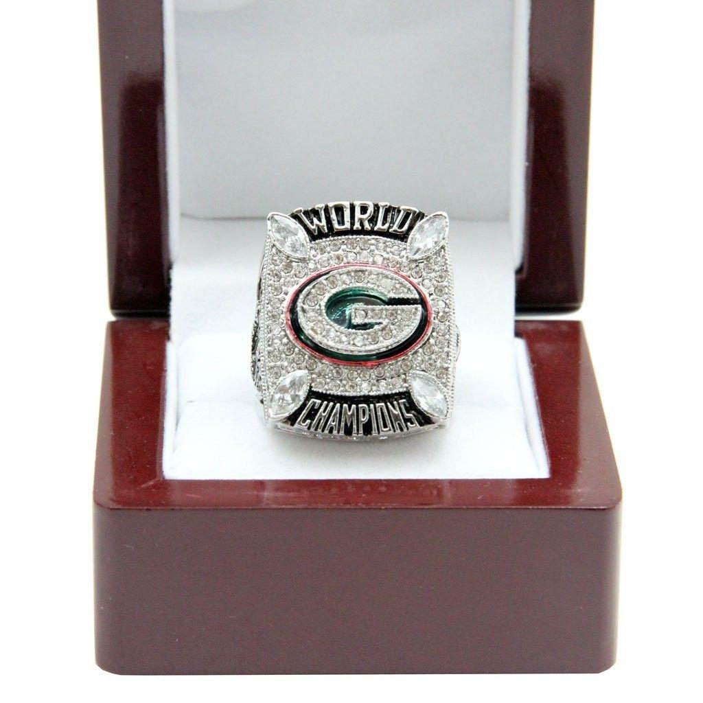Green Bay Packers 2010 NFL Super Bowl XLV Championship Ring