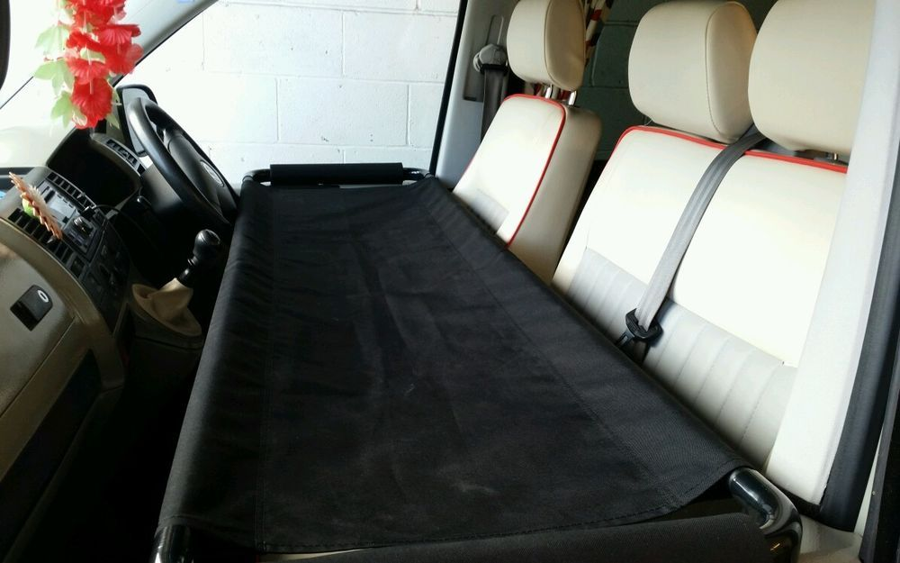 Childs front cab bed for vw T5 ONLY IN GREY see other listing for other models