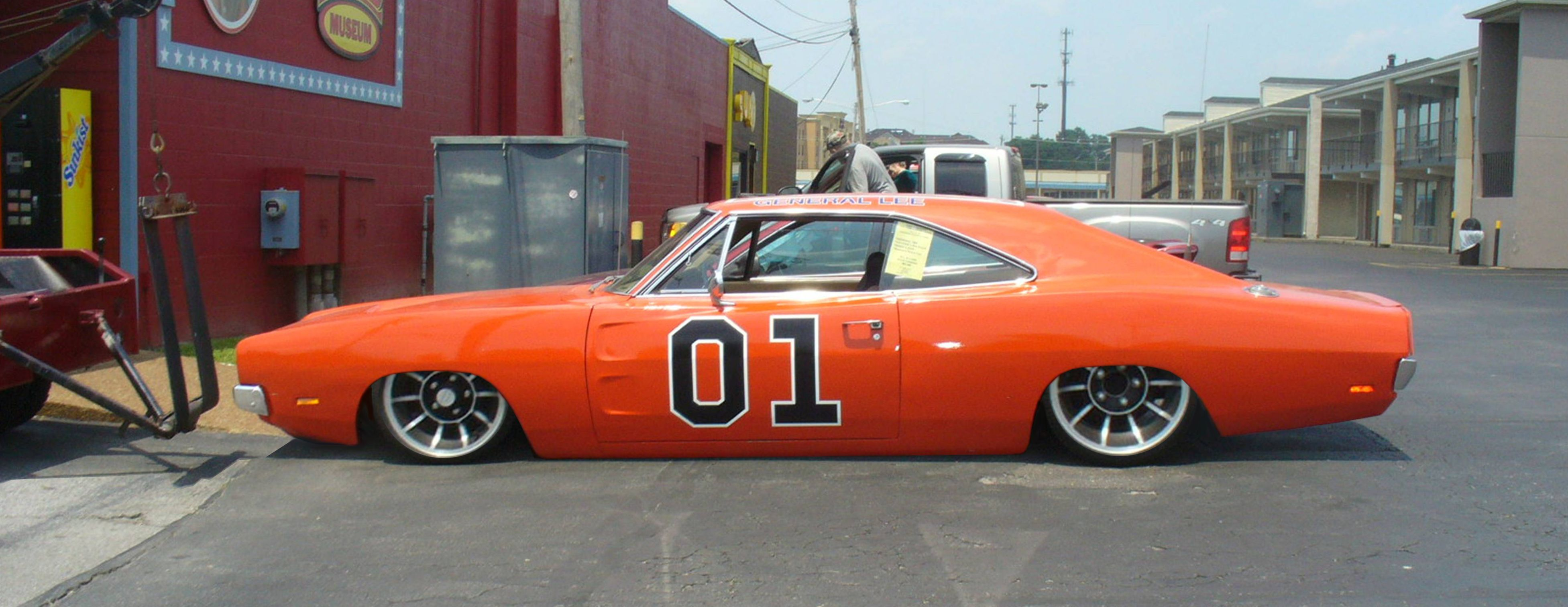cooters place general lee classic trucks and cars. Black Bedroom Furniture Sets. Home Design Ideas