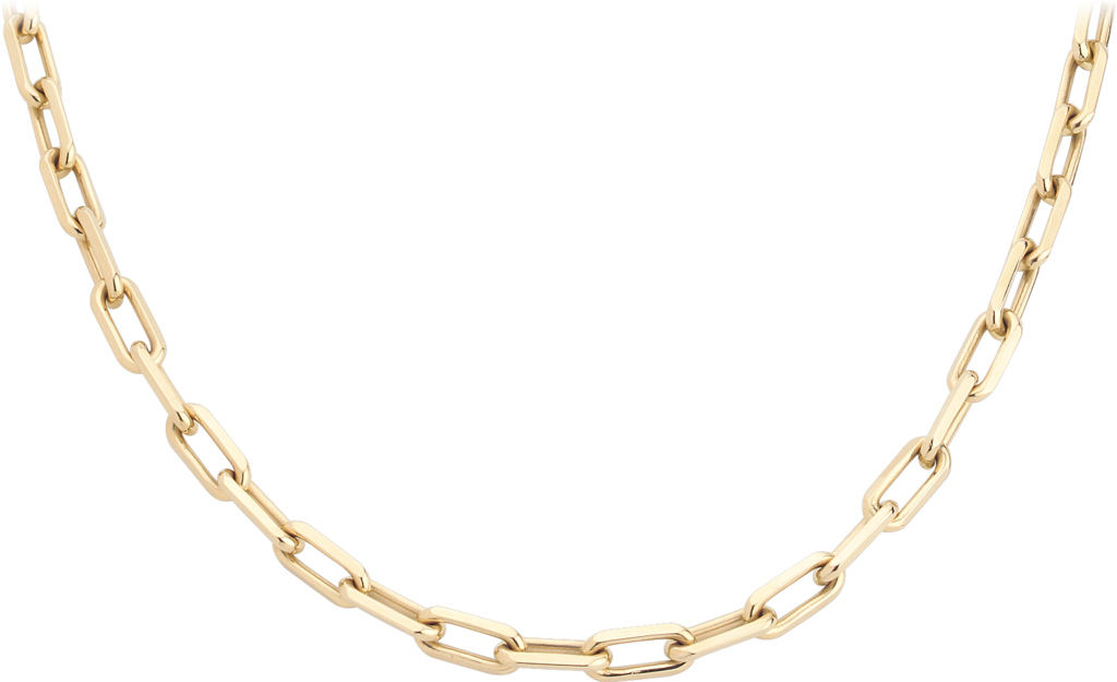 Crb7009000 Santos De Cartier Necklace Yellow Gold Cartier Mens Gold Jewelry Cartier Necklace Necklace