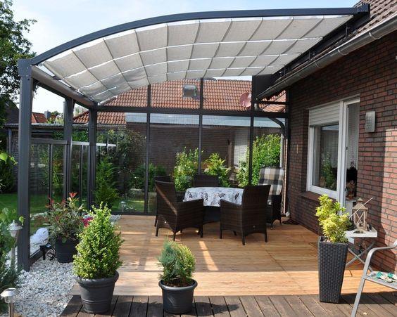 Terrassenuberdachung Berlinada Garten Pinterest Pergola Patio